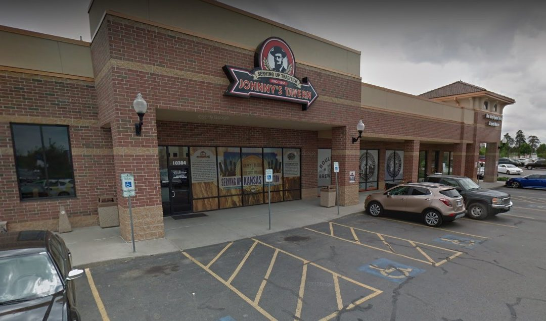 "Olathe's Johnny's Tavern Ridgeview fumbles inspection; ""Cleaned"" equipment, dishes with visible food accumulations on the food contact surfaces, 12 violations"