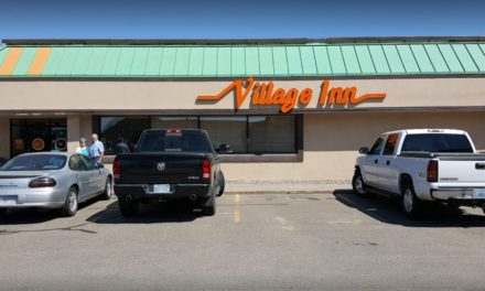Colby's Village Inn Restaurant blunders inspection; 13 violations, waitress grabs pitcher by brim after handling dirty cup