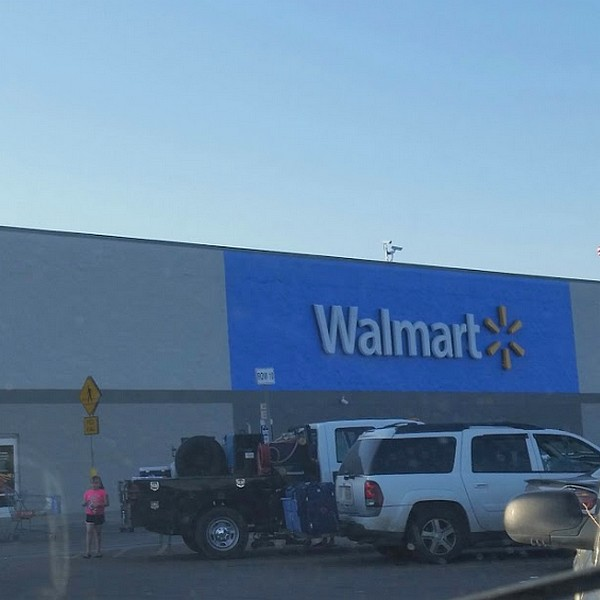 10 violations Garden City Walmart; bottle of degreaser stored above raw ready to eat cilantro and raw ready to eat Parsley, degreaser stored next to a case of ready to eat broccoli and a case of ready to eat squash
