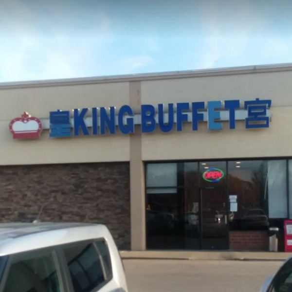 Complaint finds 10 violations at King Buffet in Lawrence; Live roaches of various life cycles were found in the kitchen- Approximately 20 live roaches were nesting in two Easternmost corners