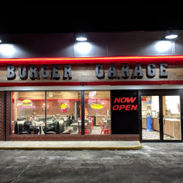 Burger Garage in Hesston fouls inspection; 7 violations, roaches were found under a potato box at the back door. Another roach was inside the lid but appeared dead