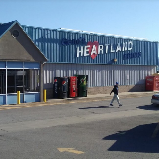 """Inspection at Gene's Heartland Foods in Eudora; """"deli meat slicer had visible food residues on the food contact surfaces. The slicer had last been used more than 24 hours ago, according to person in charge"""""""