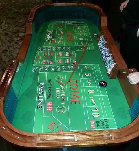 casino table rentals near me in Boston