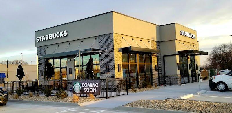 Starbucks Topeka KS