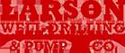 Larson Wells Drilling & Pump Co. Logo