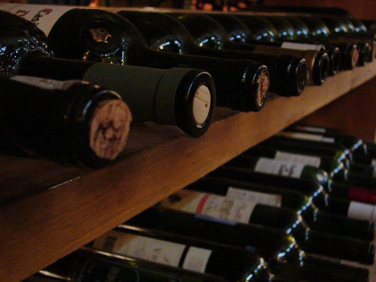 Wine Cellar repair