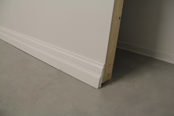 Wall, 8x8' wall. pine and drywall, 2013