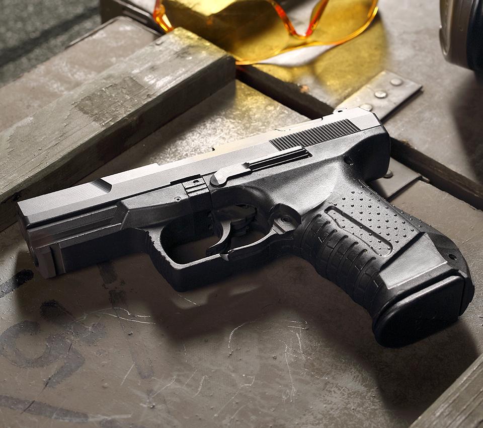 About EV Firearms