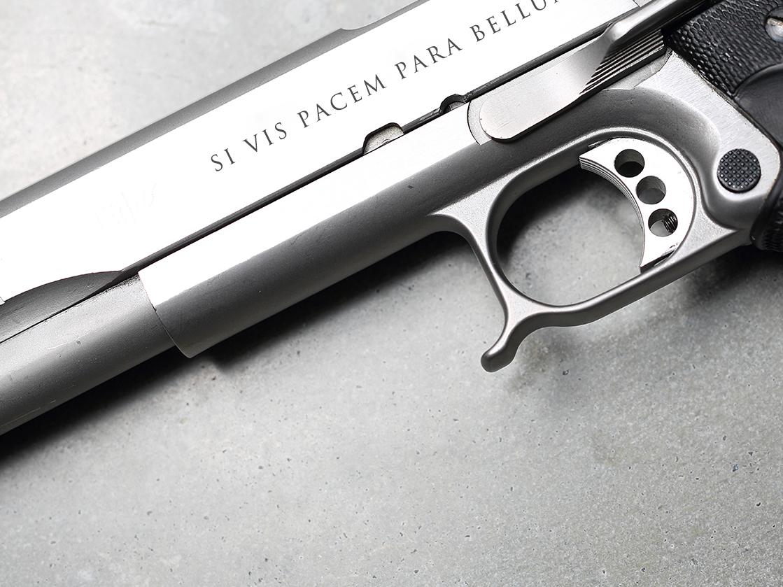 Firearms Engraving