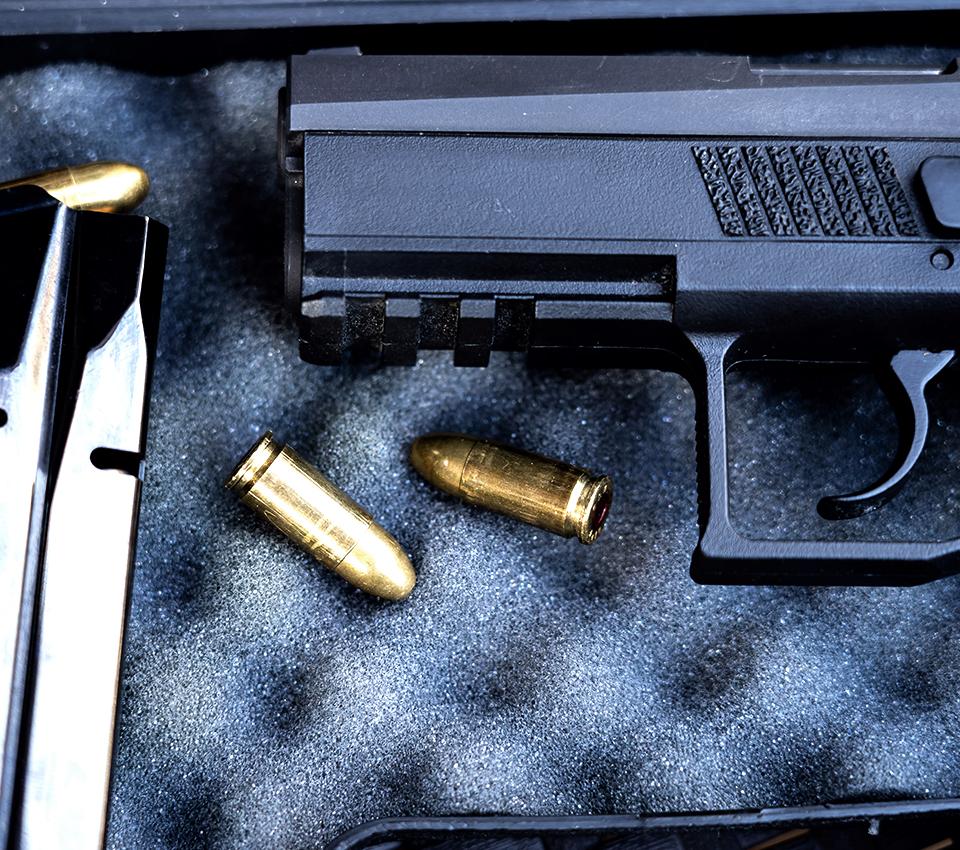 EV Firearms Warranty