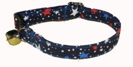 White Red Blue Stars
