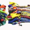Fleece Dog Tug Toys