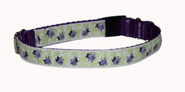 Ladybug Small Dog and Cat Collar