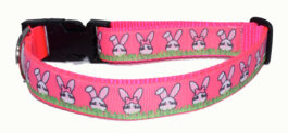 Easter Bunny Heads Pink