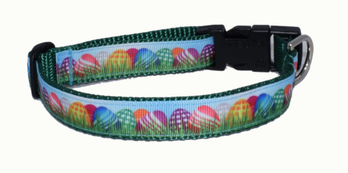 Easter Eggs Dog and Cat Collars