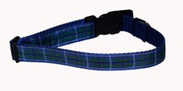 Plaid Douglas Dog and Cat Collars