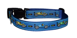 Cars Dog and Cat Collars