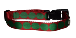 Dots Green Red
