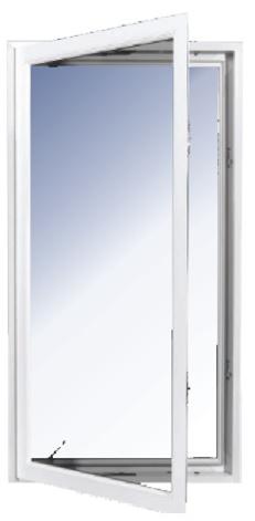 Casement Window Series 238SN