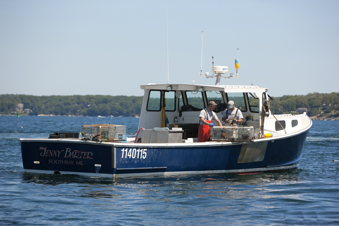 Maine waterfront tours