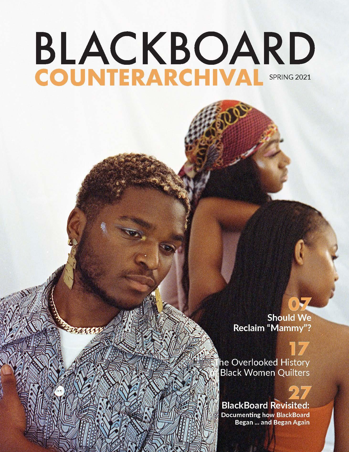 BlackBoard Spring 2021 cover