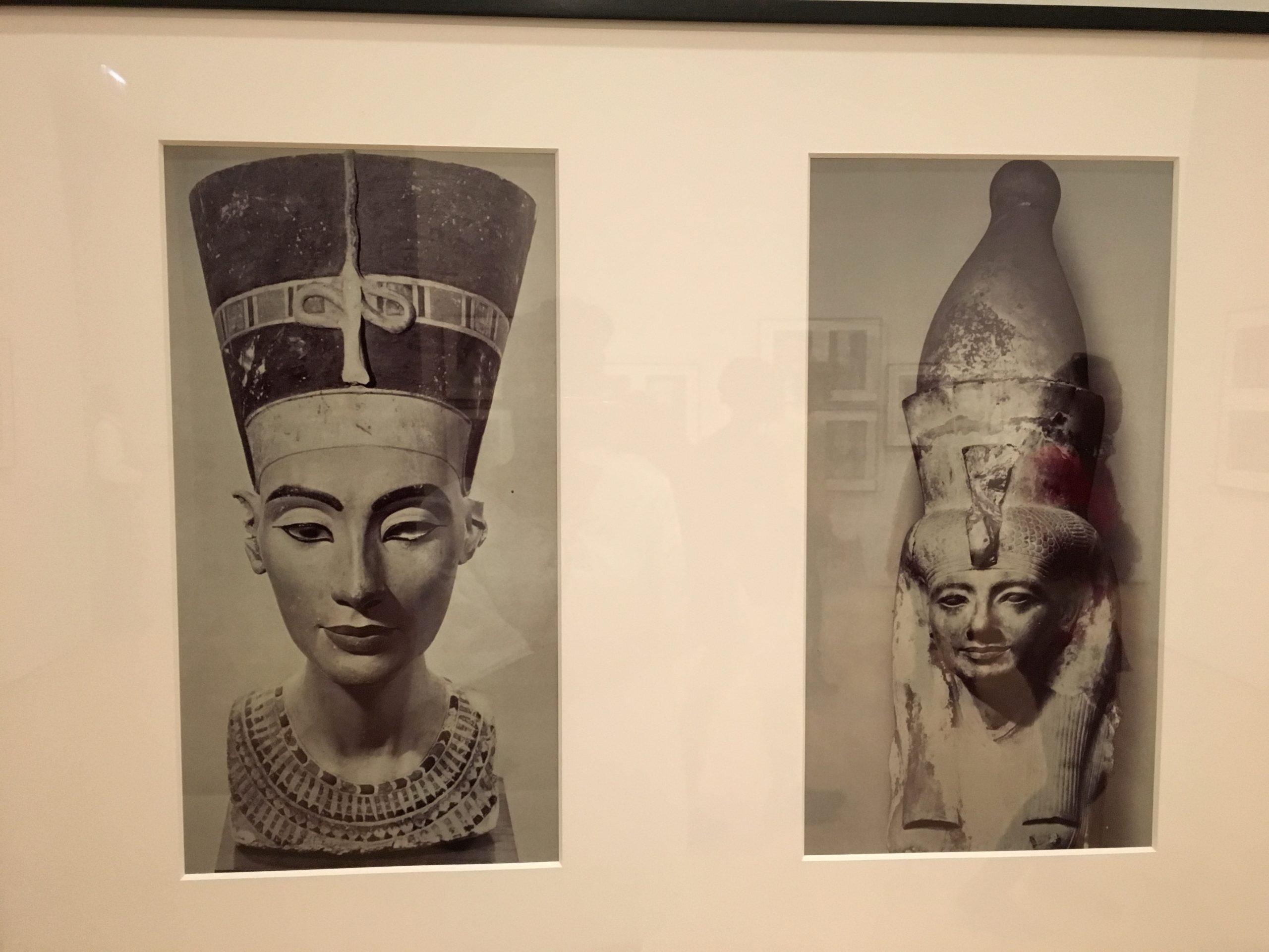 "Kerry James Marshall ""Africa Restored (Cheryl as Cleopatra)"""