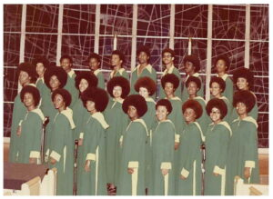 Northwestern community ensemble 1971