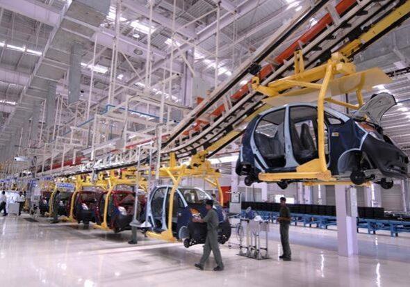 Tata- Nano Plant