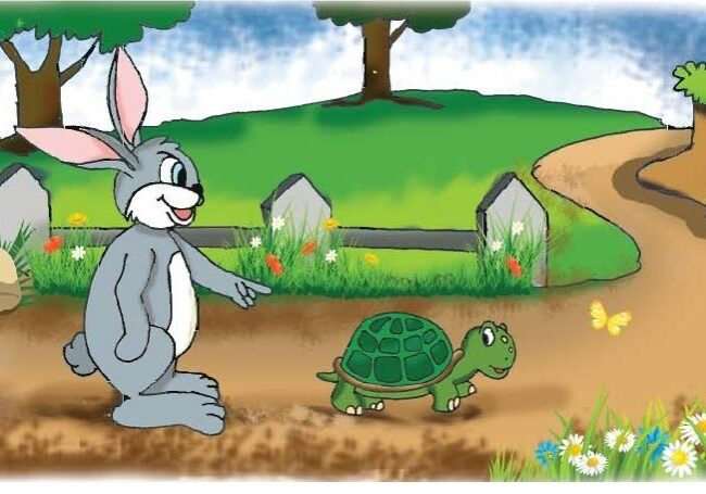 Hare and the Tortoise 1