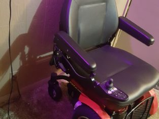 PRIDE MOBILITY CHAIR
