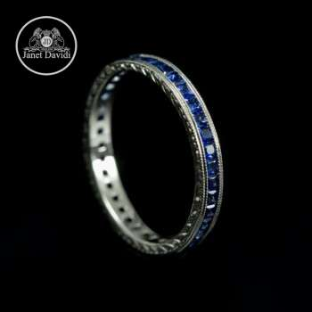 Art Deco Eternity Ring