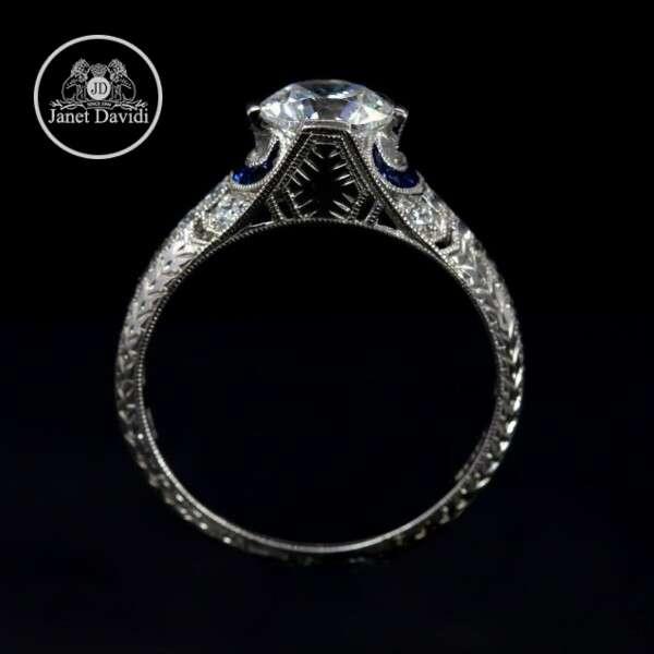 WG Genuine Blue Sapphire