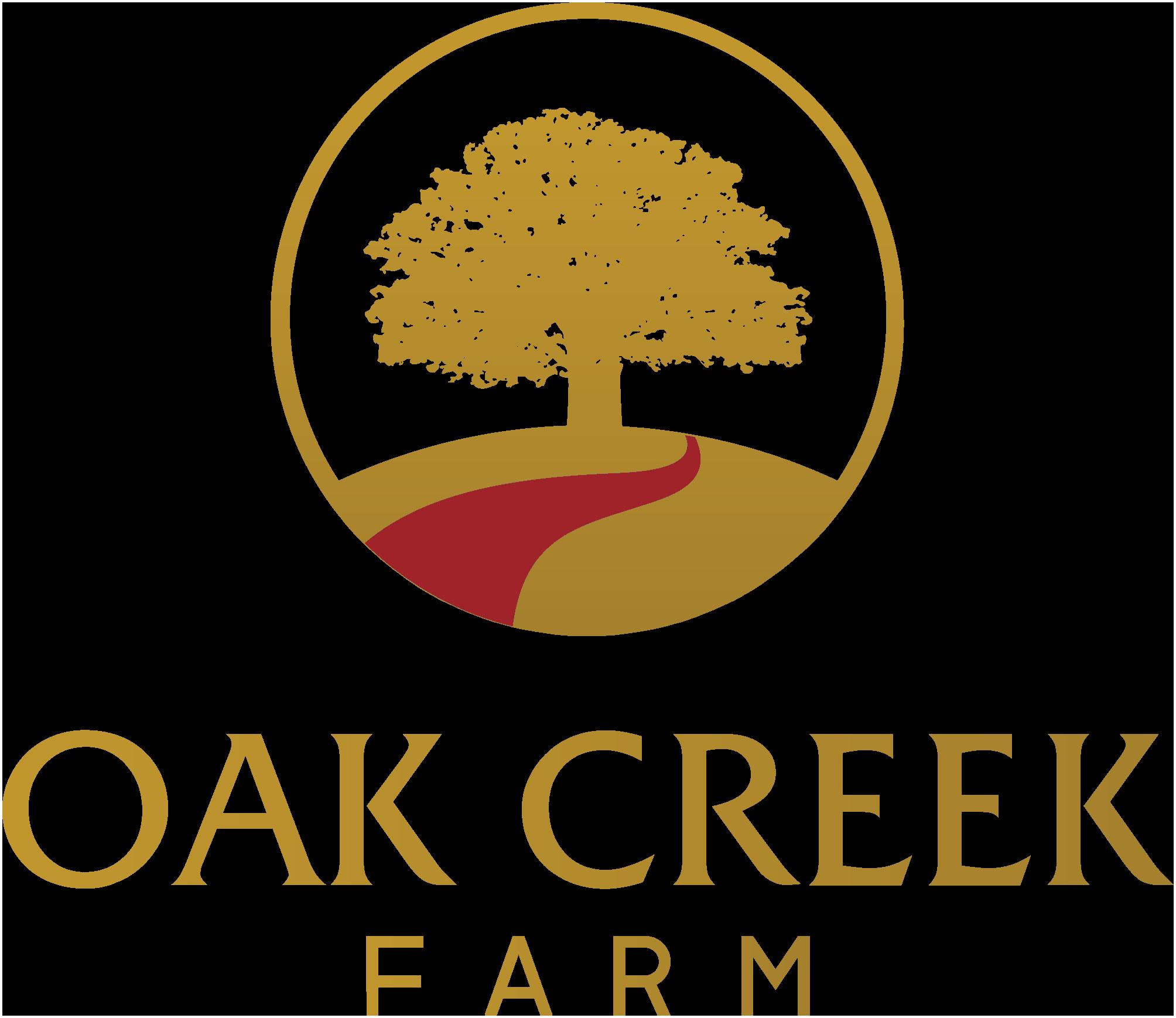 Oak Creek Farms Logo