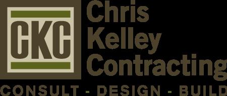 Chris Kelley Contracting Logo