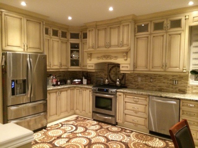 Kitchen, Forest Ridge