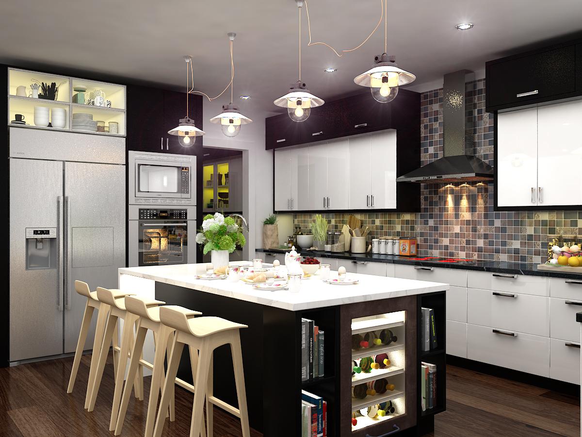Kitchen Reiner Rd