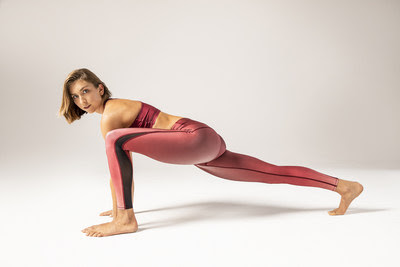 Activewear with a Deeper Self-Healing Purpose: Ghost Flower, a Leading Lifestyle Brand, Announces a Unique Collection of Women's Activewear Inspired by Chinese Medicine, Yoga Teachings
