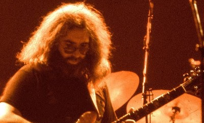 Grateful Dead's Jerry Garcia's Visual Art and Music to Aid in Pandemic Relief