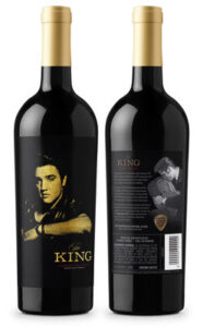 Elvis – The King premium cabernet sauvignon