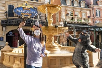 Disney Gives 'Ratatouille' Fan Sneak Peek of New EPCOT Attraction