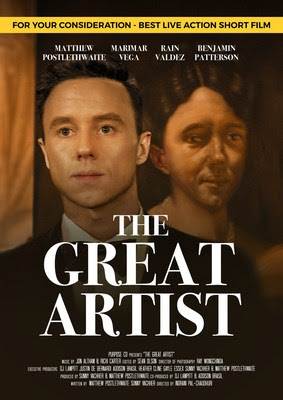 The Great Artist movie poster