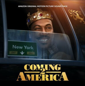 """Coming 2 America"" poster"