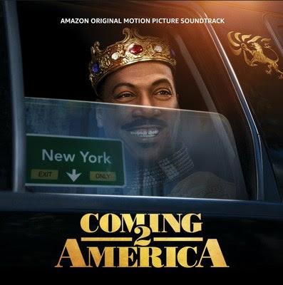 """Coming 2 America"" poster"