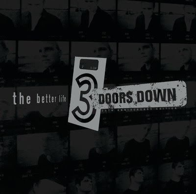 3 DOORS DOWN Announce The Better Life 20th Anniversary 3LP Box Set Plus 2 CD and Expanded Digital Albums Feature Four Bonus Tracks, Including 'The Better Life (XX Mix)'