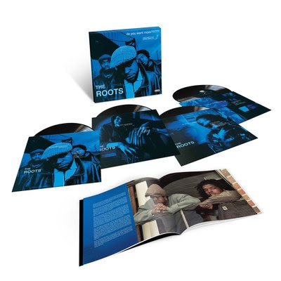"The Roots ""Do You Want More?!!!??!"" Deluxe Edition"