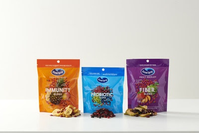 Ocean Spray Launches Fruit Medley, A Tasty Dried Fruit Blend with Key Benefits