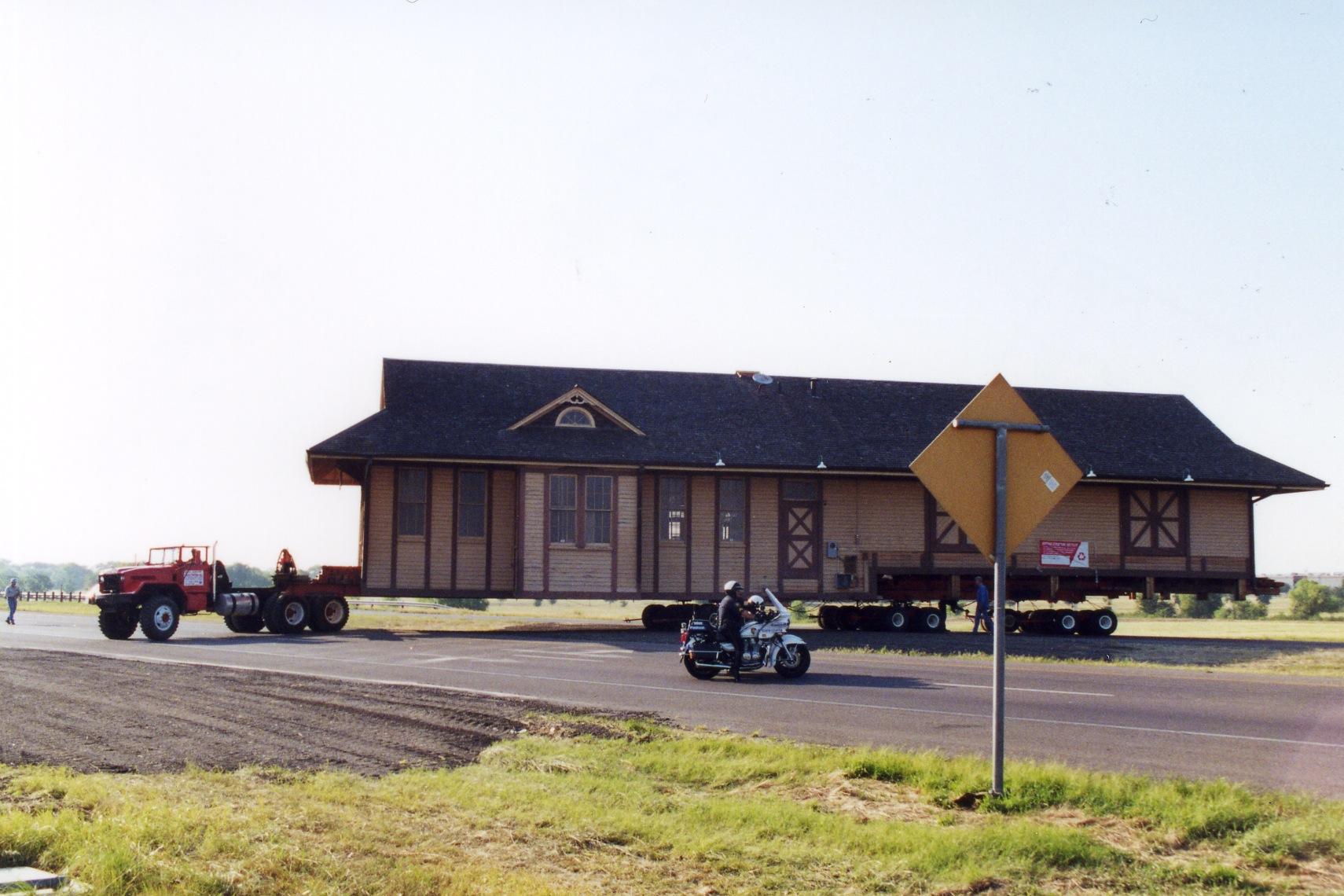 Saginaw Train Depot #2