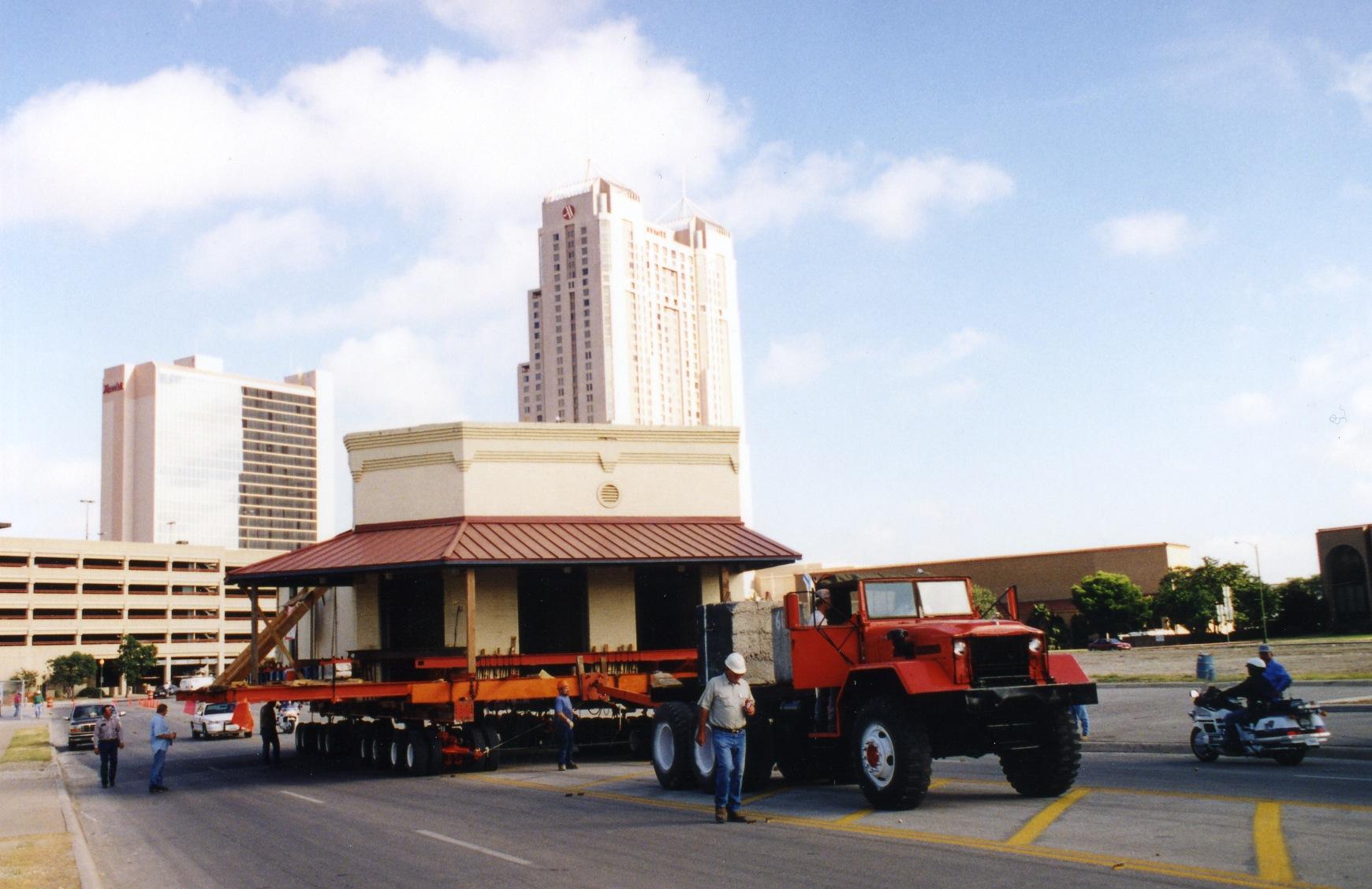 San Antonio OK Bar #4