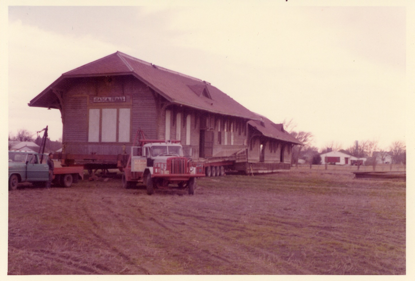 RR Depot Itasca 1st move #1