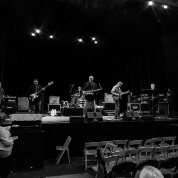 The Sonics at The Moore
